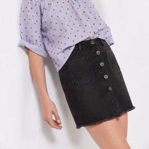 Urban Outfitters BDG Black Denim Skirt - Size XS